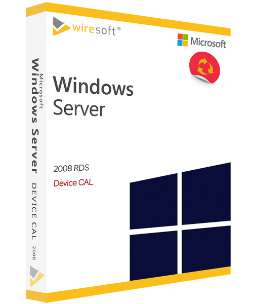 MICROSOFT REMOTE DESKTOP SERVICES 2008 DEVICE CAL