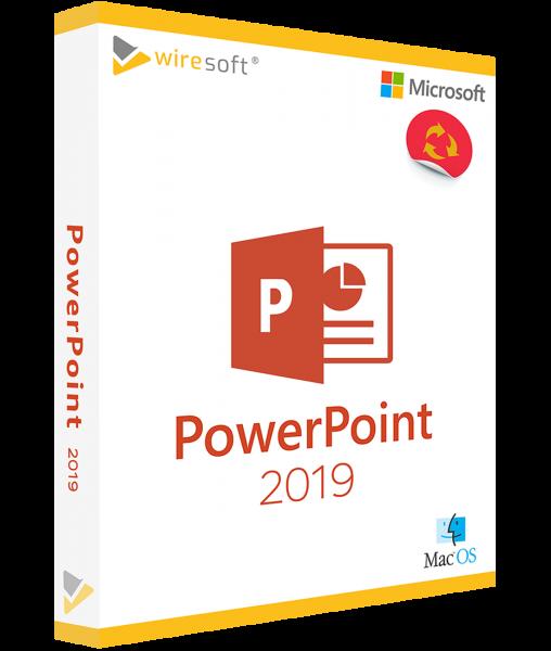 MICROSOFT POWERPOINT MAC 2019
