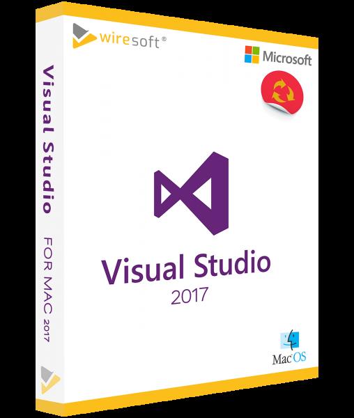 MICROSOFT VISUAL STUDIO 2017 PARA MAC