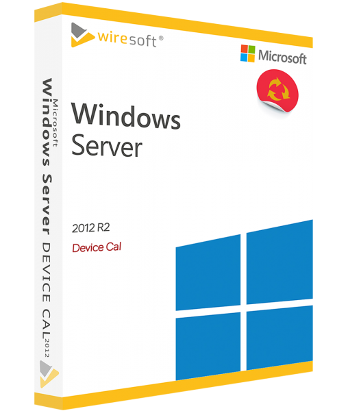MICROSOFT Windows SERVER 2012 R2 DEVICE CAL