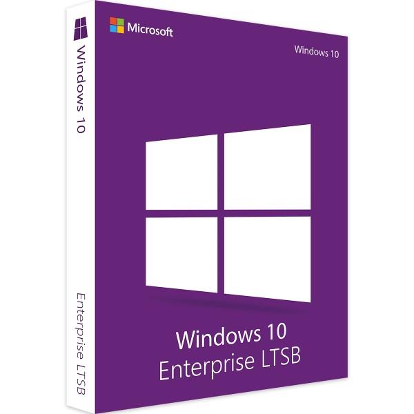 MICROSOFT WINDOWS 10 ENTERPRISE LTSB 2015