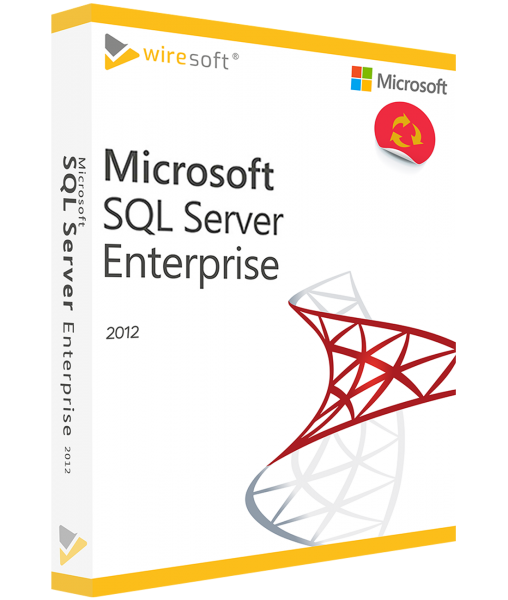 MICROSOFT SQL SERVER 2012 ENTERPRISE