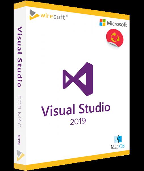MICROSOFT VISUAL STUDIO 2019 PARA MAC