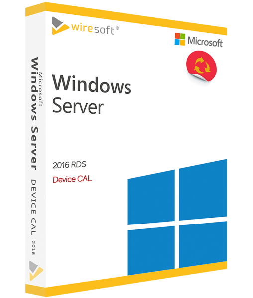 MICROSOFT REMOTE DESKTOP SERVICES 2016 DEVICE CAL